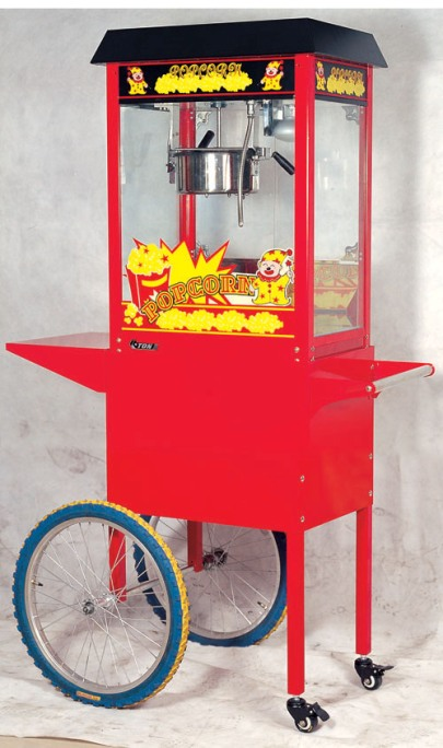 Popcorn Machine Gas Electric Candy Floss Machine South